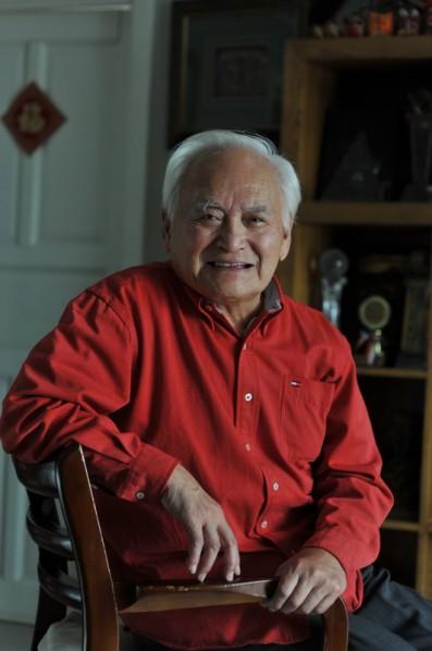 Portrait of Chao Mei