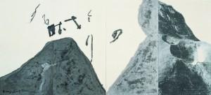 "Shang Yang ""Silent Volcano"" 175×386 cm 2009 300x136 - 11.29-6"