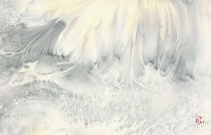 Shao Yan's Work 68×44 cm 2011  300x192 - Shao Yan's Work , 68×44 cm, 2011