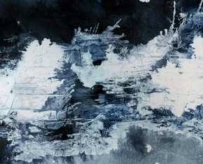 "Wang Linxu, ""Super Image Interactive"", mixed media on paper, 744×248 cm, 2012"
