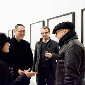 Welcoming David Elliott 290x290 - In The Hot Seat With Wang Huangsheng by Berlin Art Parasites