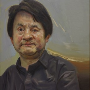 """Xin Dongwang """"Distant Light"""" 60 x 50 cm 2012  290x290 - Images Generated from the Mind - Art Exhibition of Xin Dongwang"""