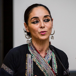 Iranian-American Artist Shirin Neshat Invited to Lecture at CAFA Art Museum