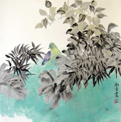 00 Xie Qing's Painting