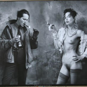02 Photograph by Jan Saudek 290x290 - Photographs by Czechic artist Jan Saudek to be exhibited at see+ gallery in Beijing