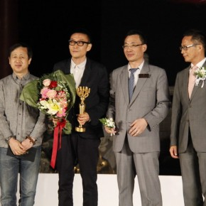 04 Wang Jianwei wins the award of Installation and Multimedia group 290x290 - 13 Awards Eventually Announced at the 7th Award of Art China·Annual Influential 2012 Ceremony in Beijing