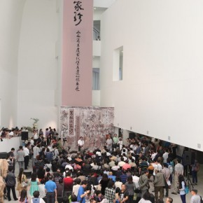 10 Opening of Paying Special Regard to Domestic Treasure Photography Exhibition of Shanxi Ancient Murals by Wu Pu ao 290x290 - Paying Special Regard to Domestic Treasure: Photography Exhibition of Shanxi Ancient Murals by Wu Pu-ao Grandly Inaugurated at CAFA Art Museum