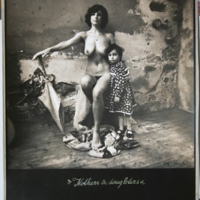 14 Photograph by Jan Saudek 290x290 - Photographs by Czechic artist Jan Saudek to be exhibited at see+ gallery in Beijing