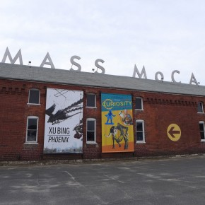 15 MASS MoCA 290x290 - Xu Bing: Phoenix, Featuring Monumental Sculpture, on View at MASS MoCA