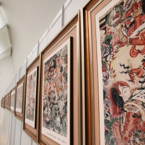 16 Opening of Paying Special Regard to Domestic Treasure Photography Exhibition of Shanxi Ancient Murals by Wu Pu ao 290x290 - Paying Special Regard to Domestic Treasure: Photography Exhibition of Shanxi Ancient Murals by Wu Pu-ao Grandly Inaugurated at CAFA Art Museum