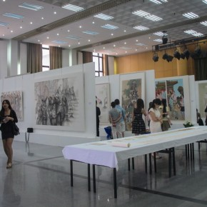 17 Installation View of The Second Round of the 2013 Graduates Exhibition of CAFA 290x290 - The Second Round of the 2013 Graduates Exhibition of CAFA