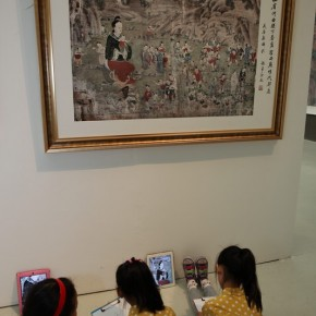 18 Opening of Paying Special Regard to Domestic Treasure Photography Exhibition of Shanxi Ancient Murals by Wu Pu ao 290x290 - Paying Special Regard to Domestic Treasure: Photography Exhibition of Shanxi Ancient Murals by Wu Pu-ao Grandly Inaugurated at CAFA Art Museum