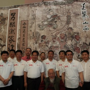 24 Opening of Paying Special Regard to Domestic Treasure Photography Exhibition of Shanxi Ancient Murals by Wu Pu ao 290x290 - Paying Special Regard to Domestic Treasure: Photography Exhibition of Shanxi Ancient Murals by Wu Pu-ao Grandly Inaugurated at CAFA Art Museum