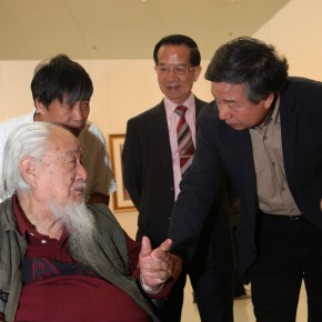 28 Opening of Paying Special Regard to Domestic Treasure Photography Exhibition of Shanxi Ancient Murals by Wu Pu ao 290x290 - Paying Special Regard to Domestic Treasure: Photography Exhibition of Shanxi Ancient Murals by Wu Pu-ao Grandly Inaugurated at CAFA Art Museum