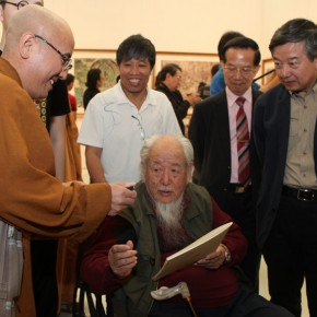 29 Opening of Paying Special Regard to Domestic Treasure Photography Exhibition of Shanxi Ancient Murals by Wu Pu ao 290x290 - Paying Special Regard to Domestic Treasure: Photography Exhibition of Shanxi Ancient Murals by Wu Pu-ao Grandly Inaugurated at CAFA Art Museum