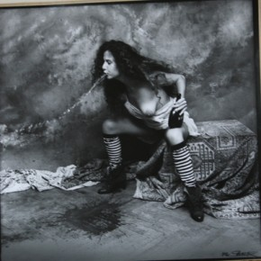 29 Photograph by Jan Saudek 290x290 - Photographs by Czechic artist Jan Saudek to be exhibited at see+ gallery in Beijing