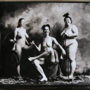 30b Photograph by Jan Saudek 290x290 - Photographs by Czechic artist Jan Saudek to be exhibited at see+ gallery in Beijing