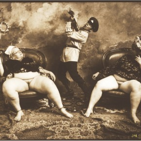 32 Jan Saudeks Photograph 290x290 - See+ Gallery unveiled the exhibition featuring photography by Jan Saudek