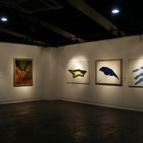 Installation View of Three Landscapes Clouds Birds Water 08 290x290 - Three Landscapes: Clouds, Birds, Water – Janusz Jutrzenka-Trzebiatowski Art Exhibition at Duolun Museum of Modern Art