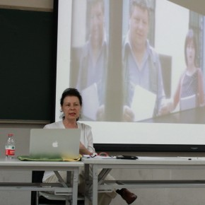 Lydia Haustein Professor of Humboldt University in Berlin 02 290x290 - Art History: Going Towards a New Global Dialogue/Discussion Series I: Basic Theory - Boundary and Future