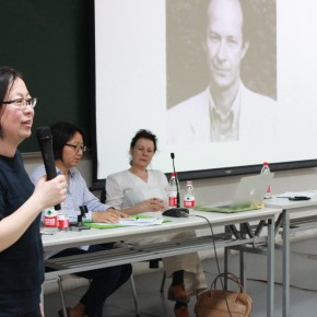 Professor Song Xiaoxia 290x290 - Art History: Going Towards a New Global Dialogue/Discussion Series I: Basic Theory - Boundary and Future