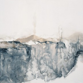 "Su Xinping ""Gray No.8"" 2012 oil on canvas 130 x 200 cm 290x290 - Pending – Su Xinping's Solo Exhibition to be inaugurated at the Art Museum of Nanjing University of Fine Arts"