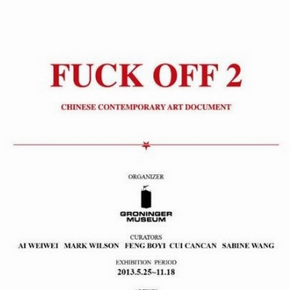 "Group exhibition ""FUCK OFF 2"" opens May 25 at Groninger Museum"