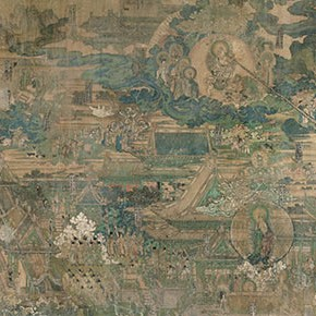 Paying Special Regard to Domestic Treasure: Photography Exhibition of Shanxi Ancient Murals by Wu Pu-ao Grandly Inaugurated at CAFA Art Museum
