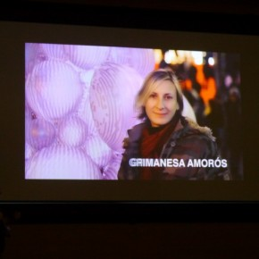 "05 Grimanesa Amorós and ""Uros"" installation 290x290 - Peruvian Artist Grimanesa Amoros Talked About Her Art Career During Her World Tour at CAFA"
