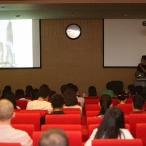 05 Lecture Ma Yansong Landscape and City 290x290 - Ma Yansong's Lecture at CAFA: Landscape and City