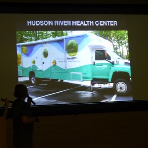06 Hudson River Health Center Project 290x290 - Peruvian Artist Grimanesa Amoros Talked About Her Art Career During Her World Tour at CAFA