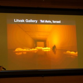 07 Israel Litvak Gallery Project 290x290 - Peruvian Artist Grimanesa Amoros Talked About Her Art Career During Her World Tour at CAFA