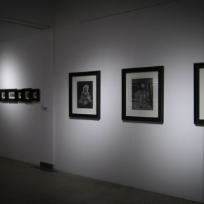 13 Installation View of The Graduation Exhibitions of the Departments of Printmaking and Mural