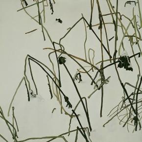 "19 Liu Liping ""Ink Lotus"" oil painting 290x290 - Liu Liping"