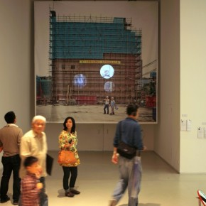 19 SPECTACLE - 12 PRESENTATIONS OF CONTEMPORARY MUSEUM ARCHITECTURE IN CHINA