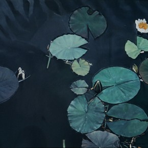 "26 Liu Liping, ""Summber Lotus"""