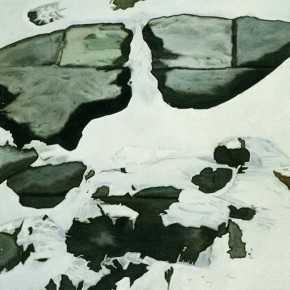 "27 Liu Liping, ""Snowfield"""