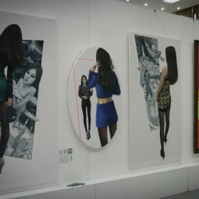 30 Installation View of The Graduation Exhibitions of the Departments of Printmaking and Mural