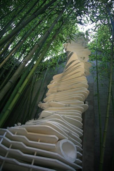 "Ma Yansong's ""Landscape and CityShanshui City""04"