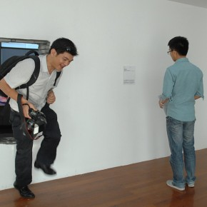Peng Yun's work 290x290 - Crossroads · Another Dimension: A Cross-Strait Four-Regions Artistic Exchange Project 2013