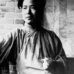 Portrait of Pang Xunqin. The Photo was taken in Chengdu in 1943 290x290 - The Song of Jue Lan: A Retrospective Exhibition of Pang Xunqin's Work opens at Zhejiang Art Museum