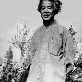 Portrait of Pang Xunqin. The photo was taken in Hangzhou in 1950 290x290 - The Song of Jue Lan: A Retrospective Exhibition of Pang Xunqin's Work opens at Zhejiang Art Museum