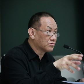 Xie Dongming Director of the Department of Oil Painting Vice President of the School of Plastic Arts CAFA  290x290 - Claude Imbert Lectured at CAFAM: Beyond Aesthetics and Heritage Museum – The Never Explored Visual Potential