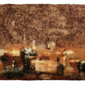 Zhou-Jirong-Landscapes-on-Paper-100x200cm-mixed-media-2011-598x328