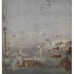 Zhou Jirong, Mirage No. 24, 2004; mixed media, 190x90cm