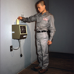Performance artist Tehching Hsieh brings his most iconic work to UCCA this summer