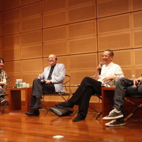 00 Guests of the Dialogue 290x290 - Dialogue: Art and Imitation – Chen Danqing, Mao Yan, Cees Hendrikse and Feng Boyi Talked at the He Xiangning Art Museum