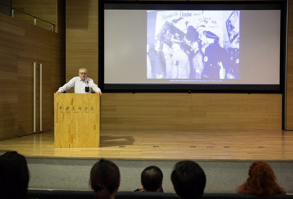 01 Art as a Virus – Patterns of Production, Transmission and Reception in Art, a Lecture by David Elliott Held at CAFAM