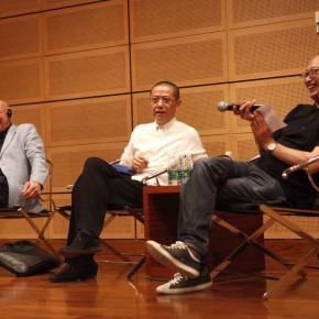 04 Guests of the Dialogue 290x290 - Dialogue: Art and Imitation – Chen Danqing, Mao Yan, Cees Hendrikse and Feng Boyi Talked at the He Xiangning Art Museum