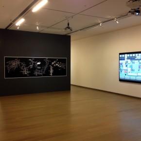 """04 Zhang Wenchaos Work 290x290 - """"Mutual Affinity""""–  Postgraduates of Xu Bing Showcase Their Works in Taiwan"""